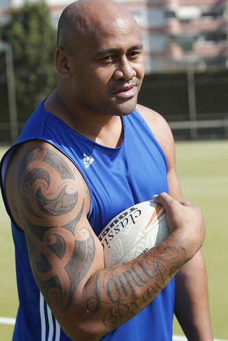 Jonah Lomu photo