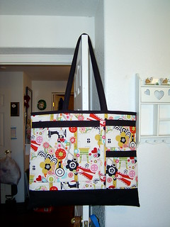 Back Mat/Sewing Bag