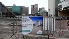 travaux de réfection des dalles (La Défense,FR92)