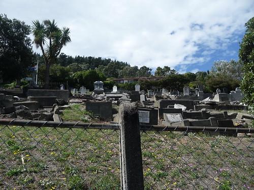 Lyttleton Cemetery.