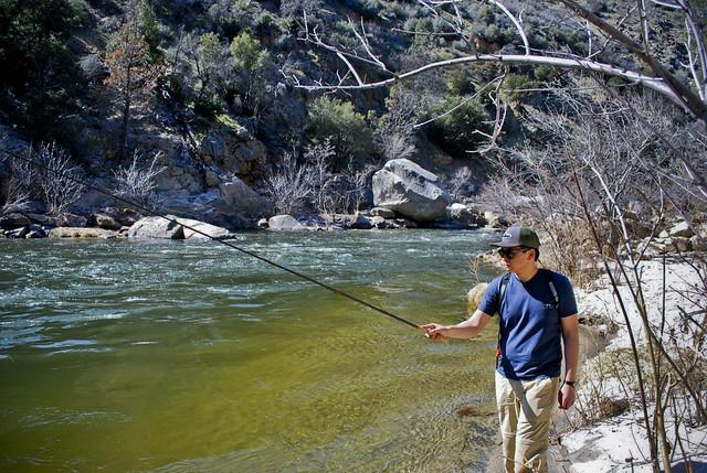 Kern river flickr photo sharing for Kern river fishing