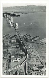 San Francisco-Oakland Bay Bridge #11 (1936)