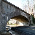 Highbrook Ave Bridge in Pelham, NY