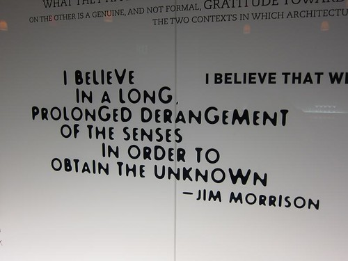 Credo, San Francisco, Jim Morrison, Famous Quotes IMG_5139