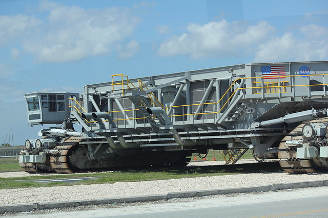 NASA Crawler-transporter #2 | Explore r.j.scott's photos ...
