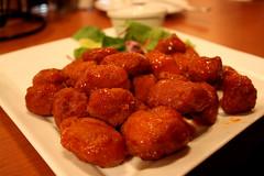 food, dish, cuisine, meatball,