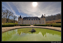 Chateau de Bussy-Rabutin (HDR) - Photo of Fontaines-en-Duesmois