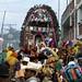 Procesión de la Virgen; Fiesta del pueblo - Joyabaj, El Quiché, Guatemala
