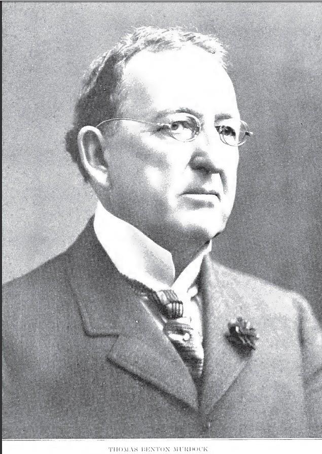 Thomas Benton Murdock