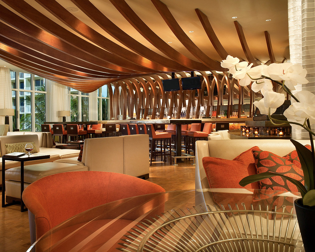 Architectural Interior Design Marriott Resort Hotel Naples Florida