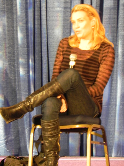 Laurie Holden Andrea Walking Dead