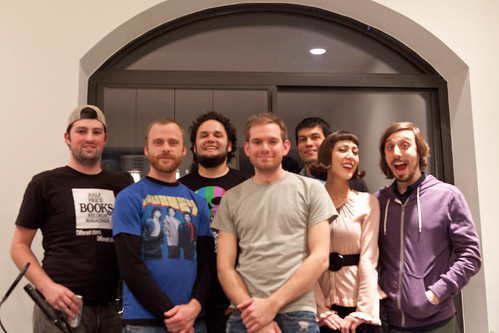 The Octopus Project with Beyond 6th Crew