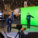 Filming a 3D video at Macworld 2011