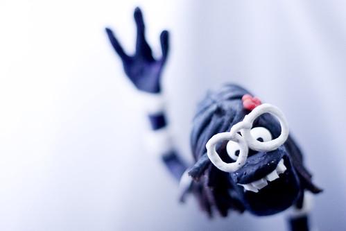 Guendolina by O que dizem os monstros