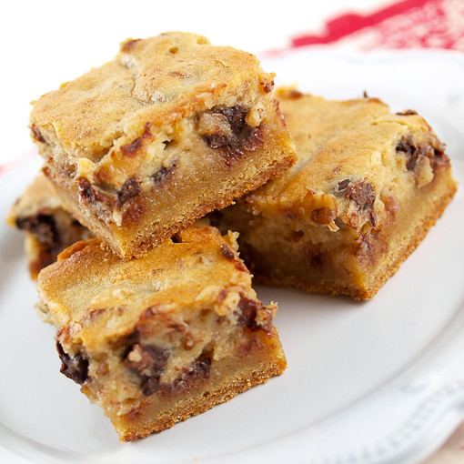 Pecan Chocolate Chip Gooey Butter Cake | Flickr - Photo Sharing!