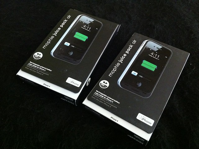 Mophie Juice Pack Air - So good I bought 2.