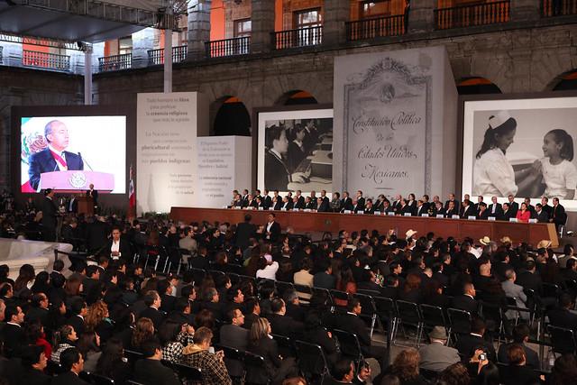 94 Aniversario de la Promulgación de la Constitución de 1917