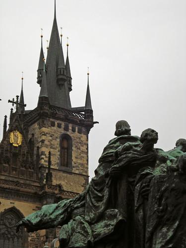 Memorial de Jan Hus