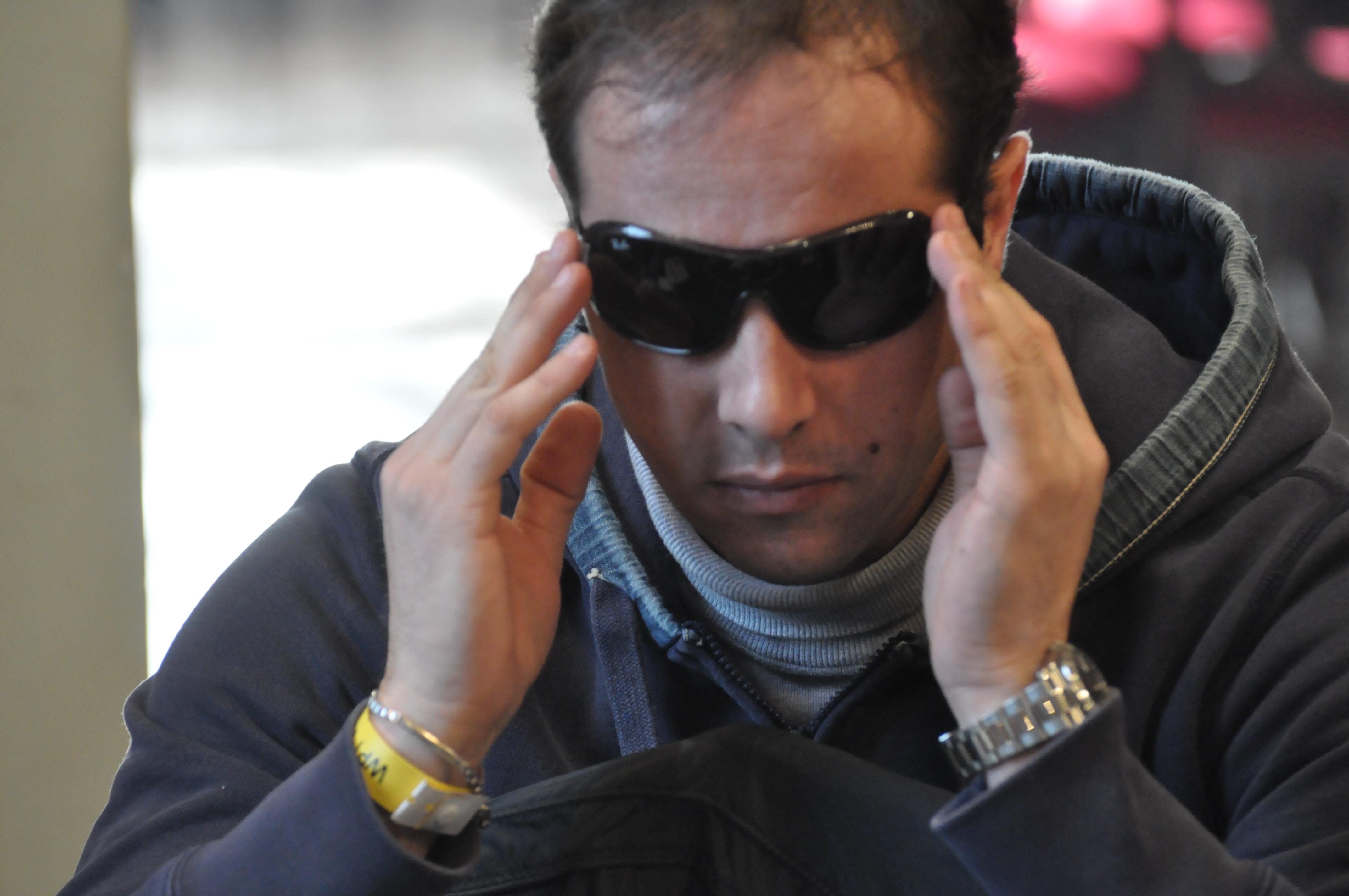 Paolo Della Penna, storico pokerista proveniente da Padova