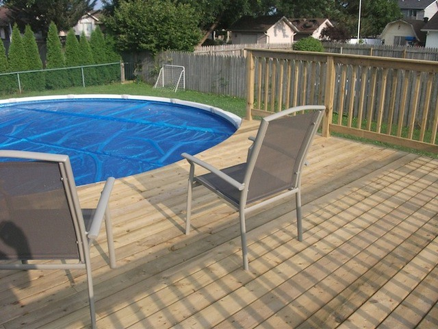 Photo for Pictures of decks around pools