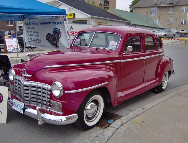 1948 dodge custom four door sedan flickr photo sharing for 1948 dodge deluxe 4 door