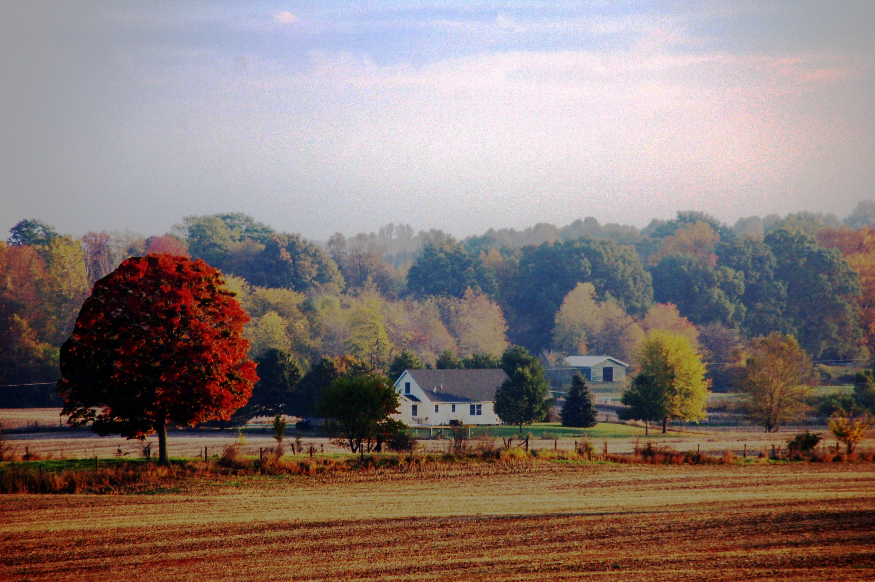 Elevation of jefferson township in usa maplogs Usa countryside pictures