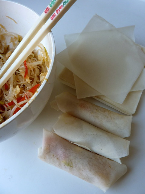 Chinese egg rolls | Explore kattebelletje's photos on Flickr ...