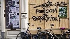 Freedom of Segregation?
