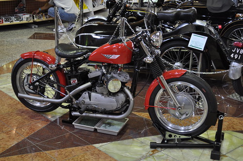 Harley‐Davidson KR