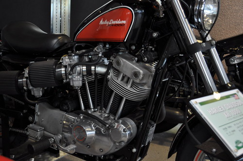 Harley‐Davidson XR1000