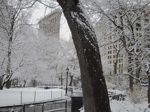 Madison Square nevado