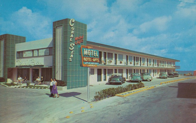 Coral Seas Motel Miami Beach