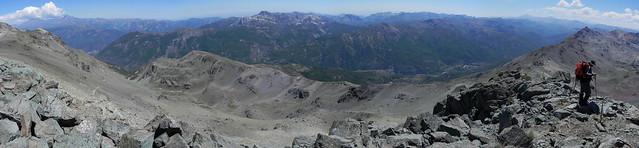 Panorama Cordillera La Mortandad