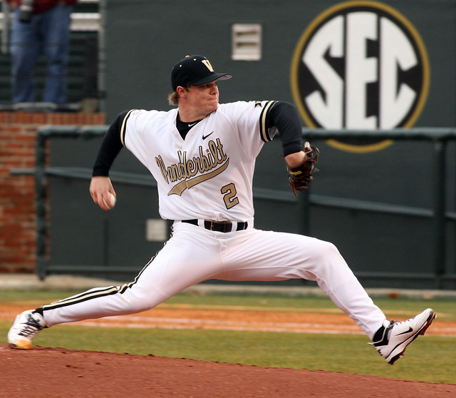 365@VU: 58 - Vanderbilt baseball player Sonny Gray ...