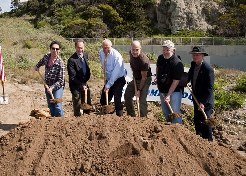 Potrero Canyon Park Ground Breaking Ceremony