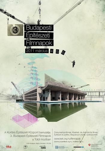 3. Budapesti Építészeti Filmnapok