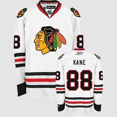 best loved b1851 7f431 Chicago Blackhawks #88 Patrick Kane White Jersey | cheap Chi ...