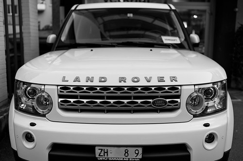 LAND ROVER ♦ SOLD