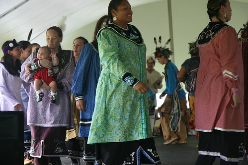 Finger Lakes-  Ganondagan's Native American Dance and Music Festival - Ontario