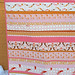 strawberry seas baby strip quilt