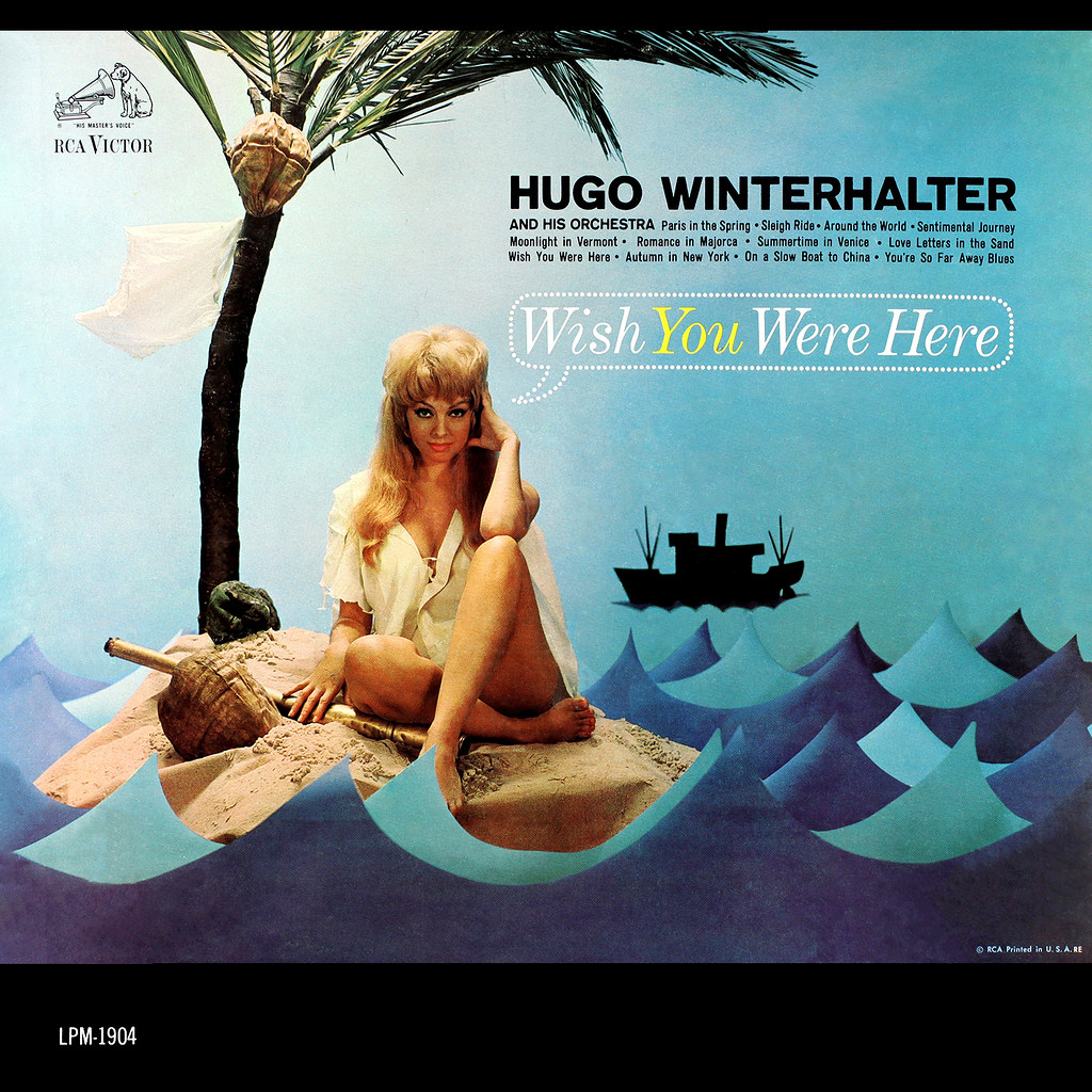 Hugo Winterhalter - Wish You Were Here