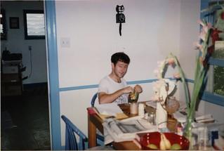 Oct. 1996 dining room