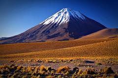 Licancabur Volcano, San Pedro de Atacama, Chile.