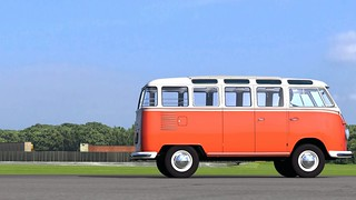 Volkswagen Type 2 Vs. Top Gear