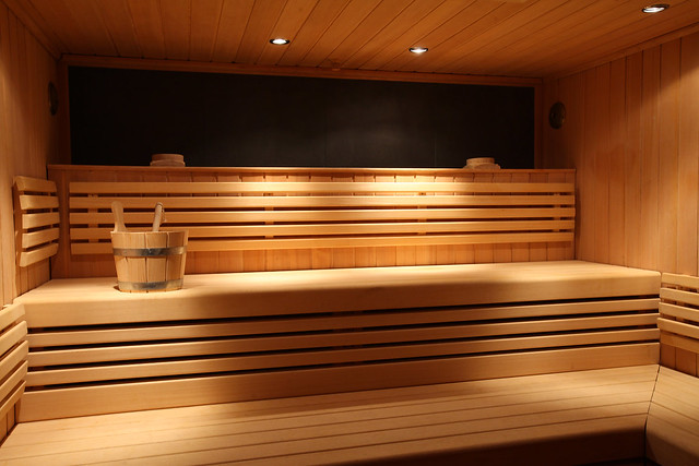 Sauna Wellness (empty) | Flickr - Photo Sharing!