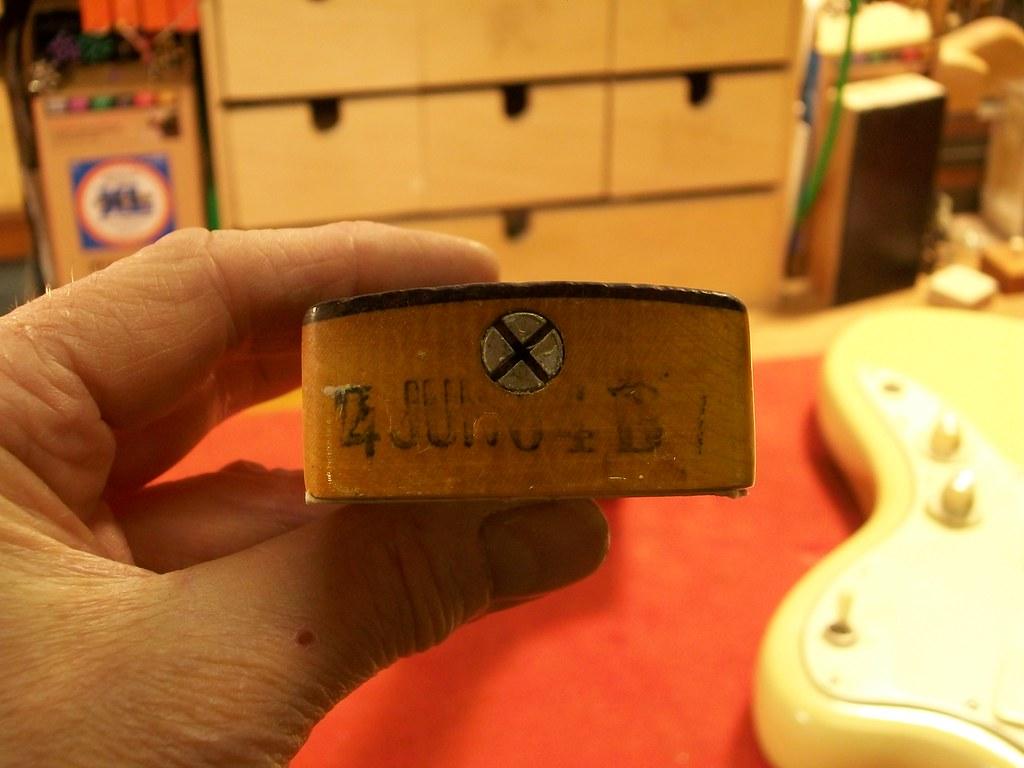 fender guitar repairs 1964 jazzmaster graham parker luthier. Black Bedroom Furniture Sets. Home Design Ideas