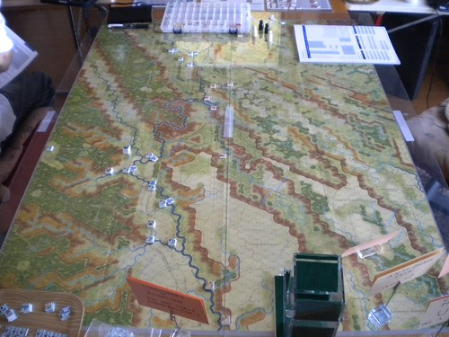 Battle Above the Clouds - Setup completed by Toshi Takasawa, on Flickr