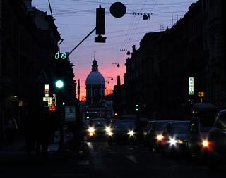 (81/365) Evening
