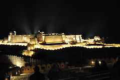 Pink City By Night Tour
