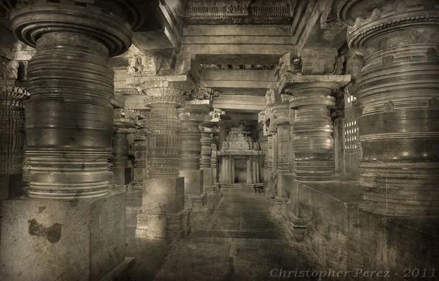 Somnathpura - Interior